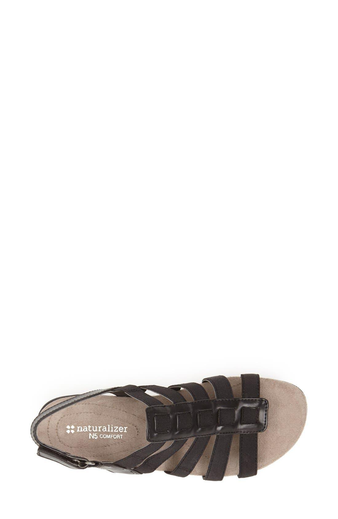 Alternate Image 3  - Naturalizer 'Wyonna' Leather Sandal (Women)
