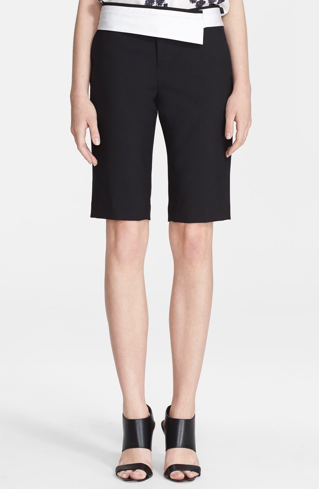 Alternate Image 1 Selected - A.L.C. 'Towner' Bermuda Shorts