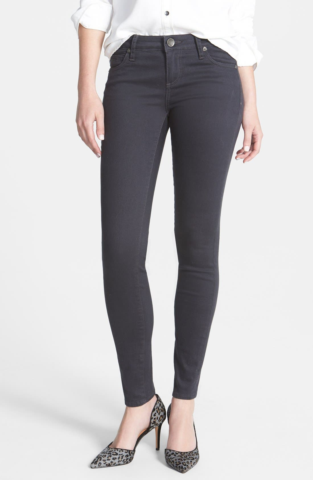 Alternate Image 1 Selected - KUT from the Kloth 'Mia' Stretch Skinny Jeans (Graceful)