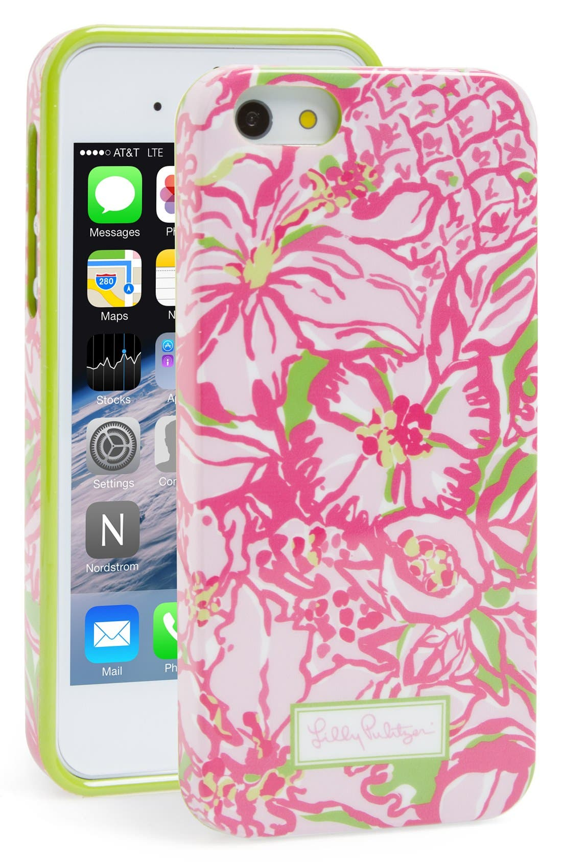 Main Image - Lilly Pulitzer® iPhone 5 & 5s Case