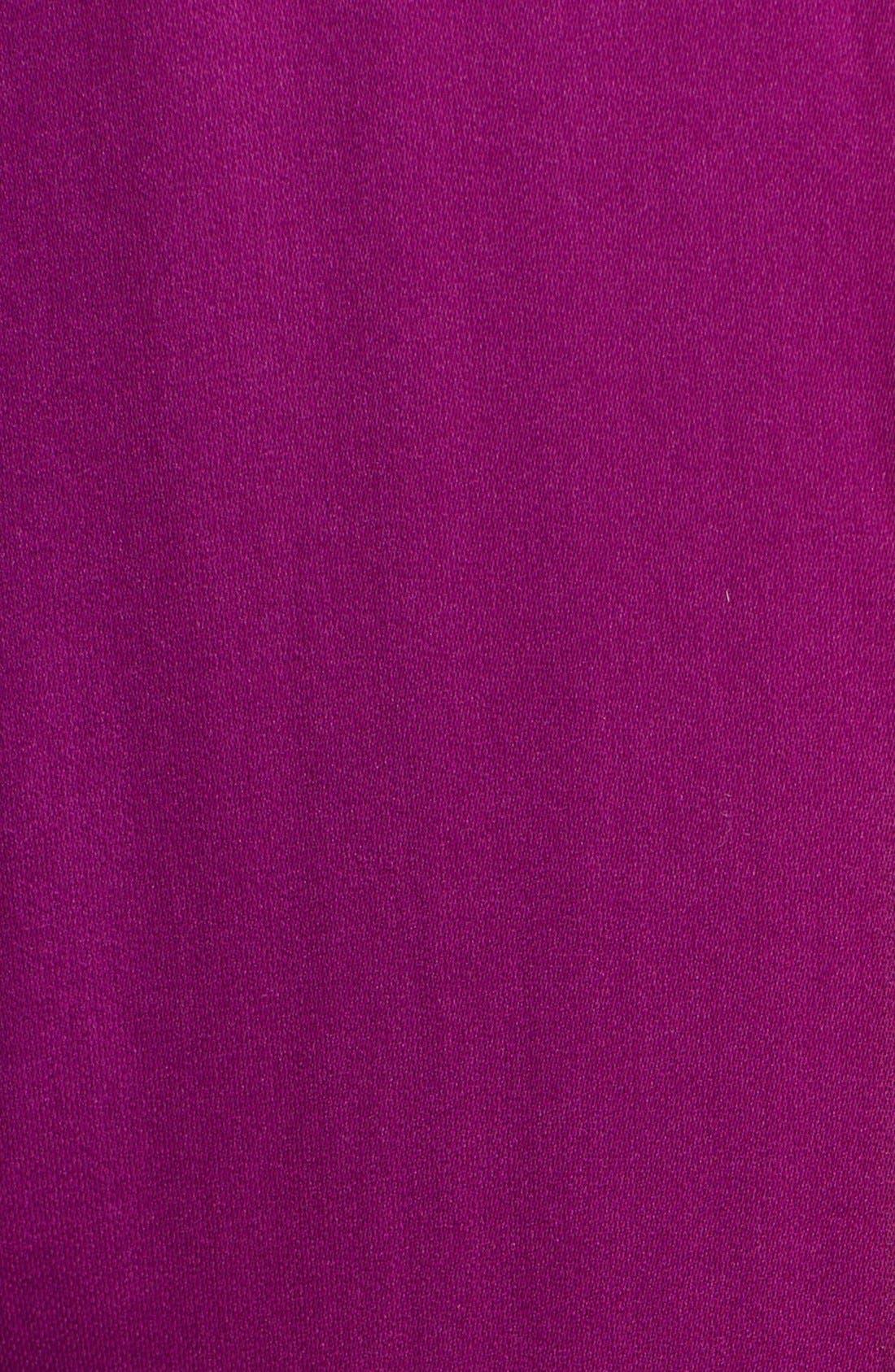 Alternate Image 3  - Halston Heritage Georgette Blouson Dress