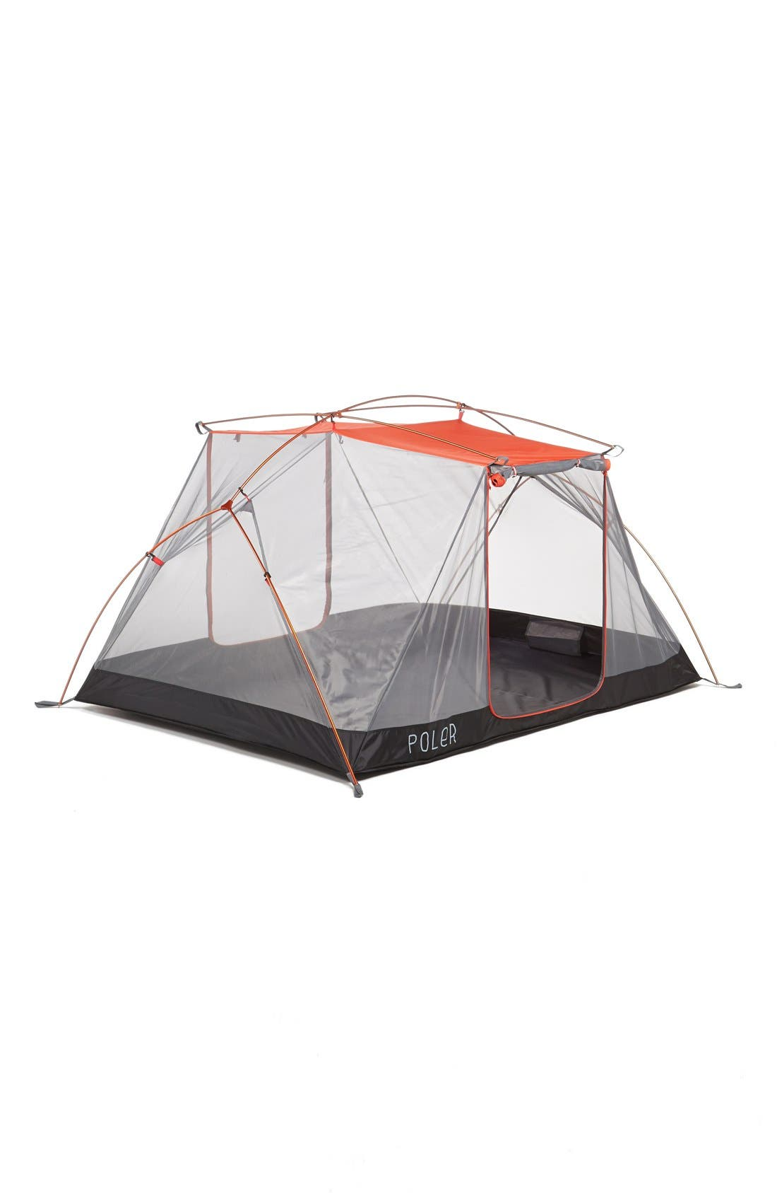 Alternate Image 2  - Poler Two-Person Tent & Waterproof Rain Fly