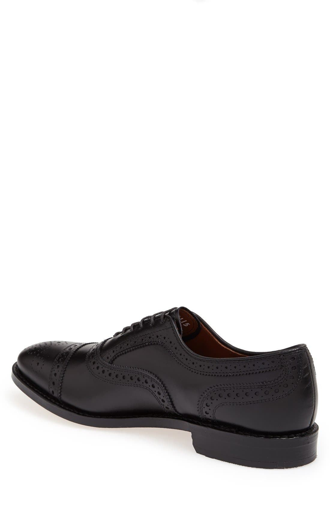 Alternate Image 2  - Allen Edmonds 'Strand' Cap Toe Oxford (Men)