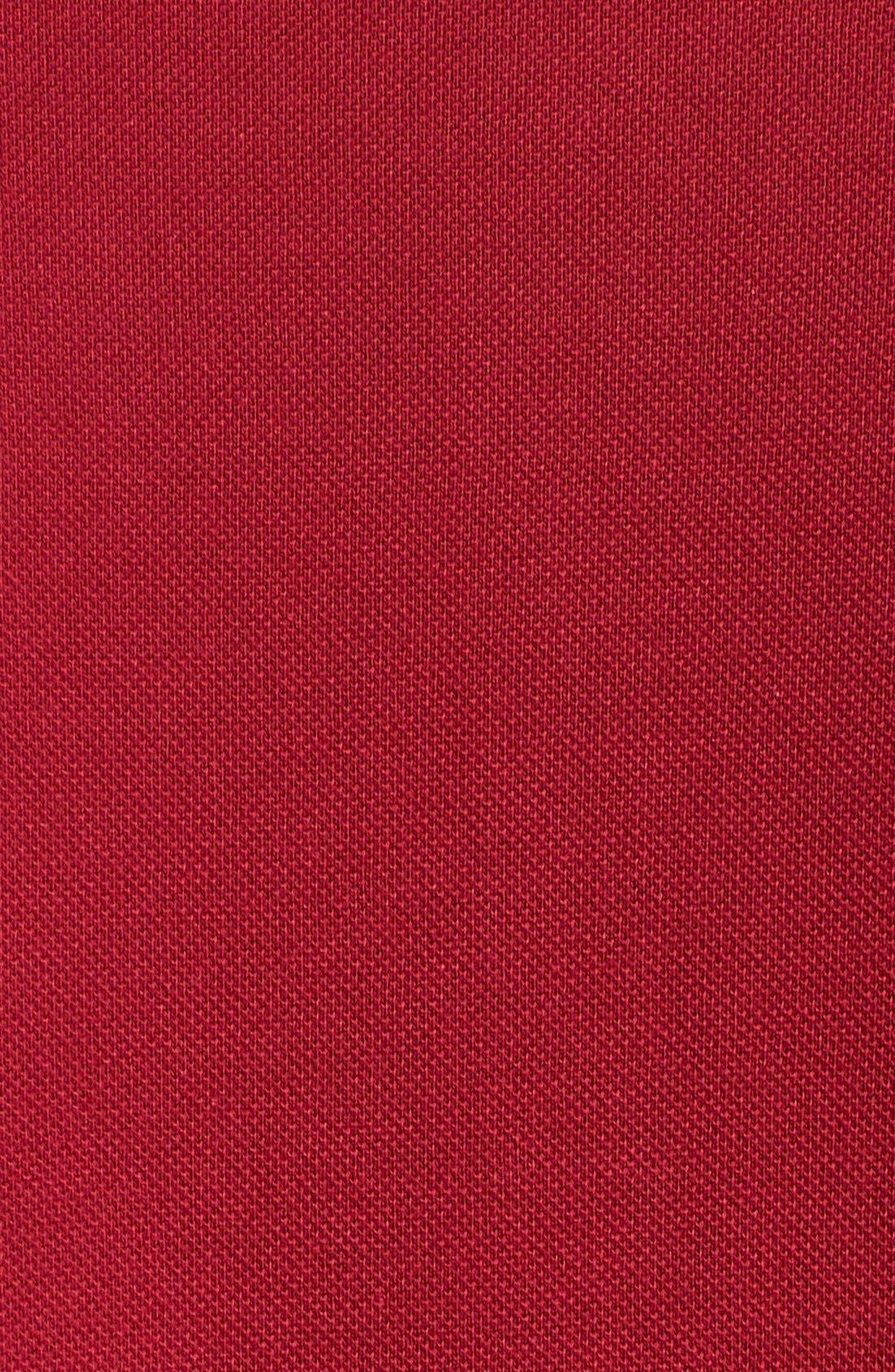 Alternate Image 3  - Lacoste L!VE Contrast Trim Piqué Polo