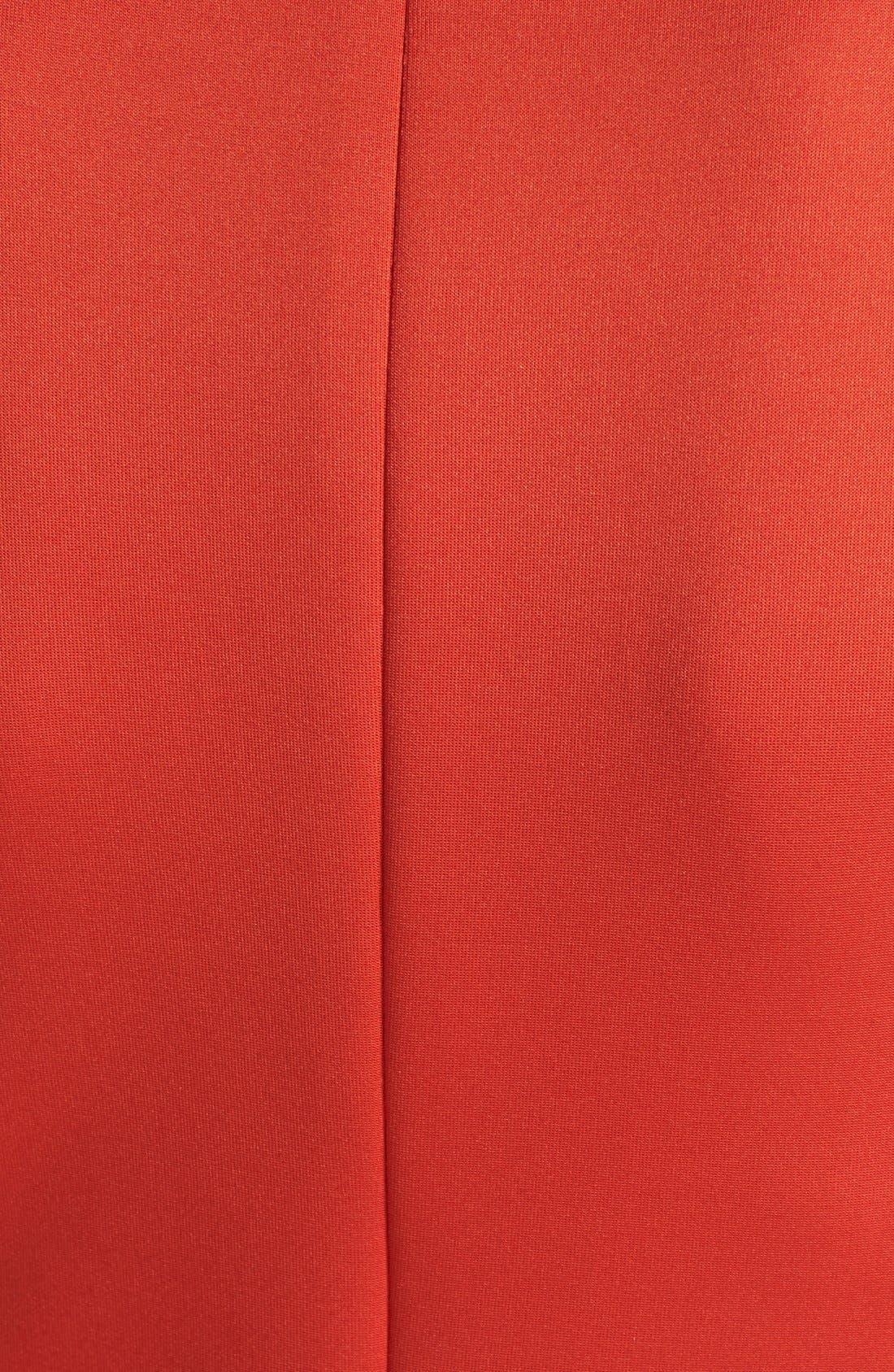 Alternate Image 4  - Ivy & Blu Woven Fit & Flare Dress