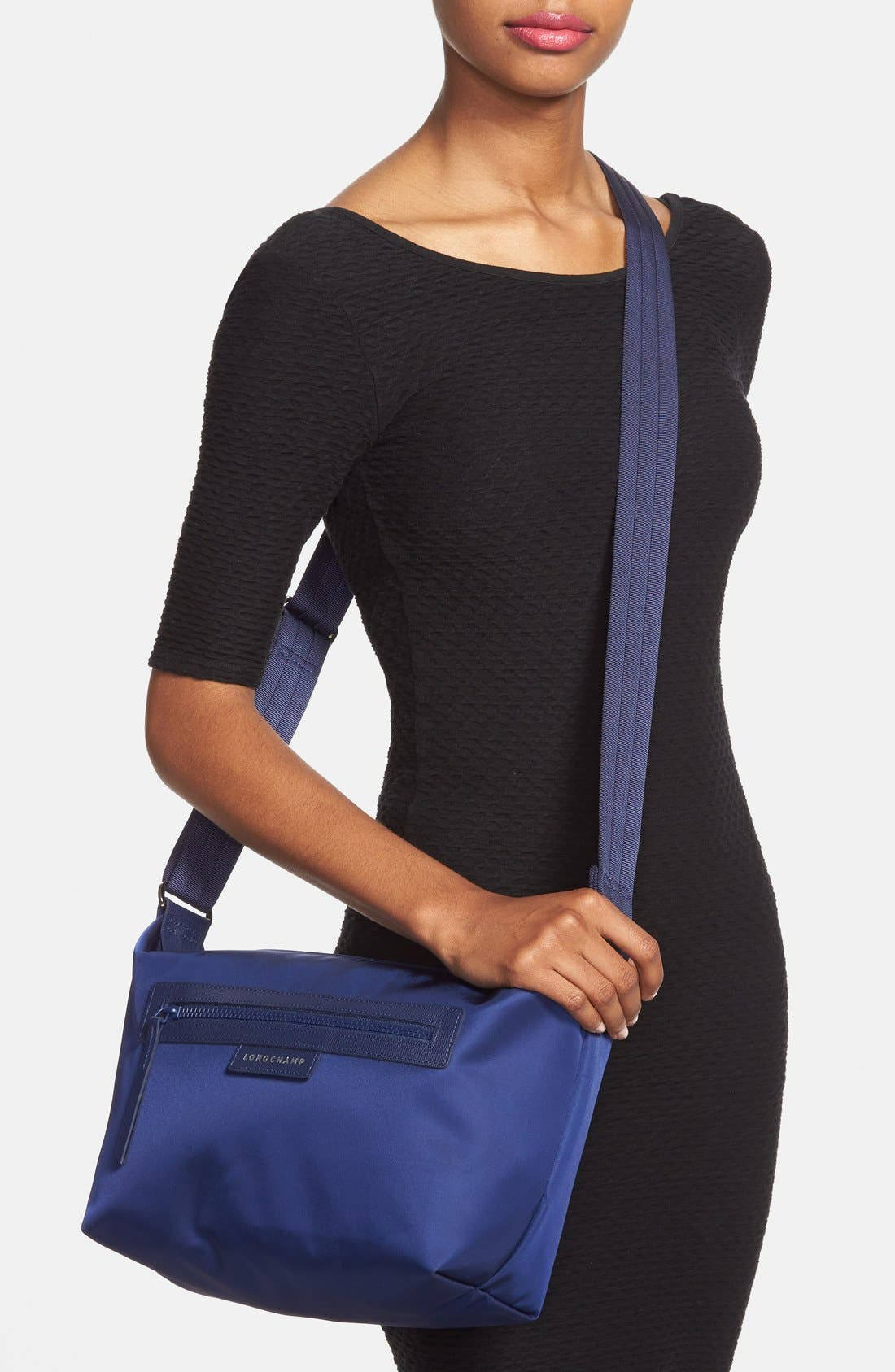 Alternate Image 2  - Longchamp 'Le Pliage Neo' Crossbody Bag