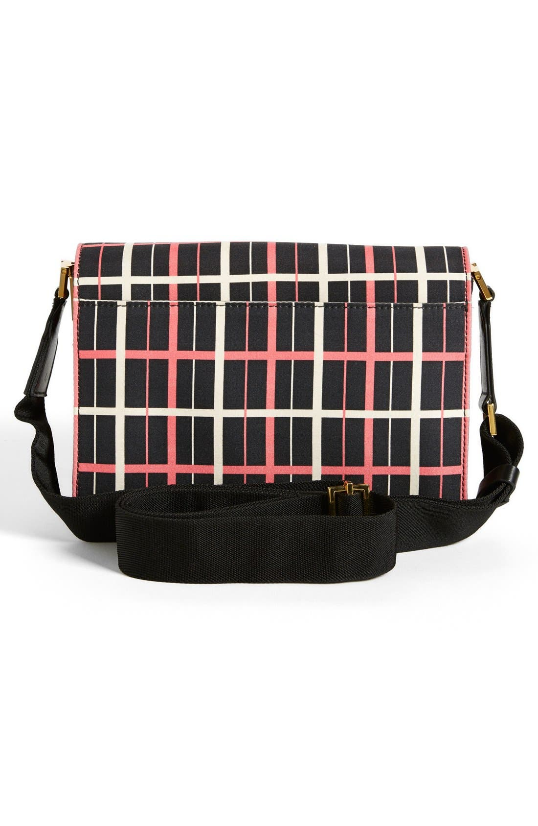 Alternate Image 4  - Marni Graphic Print Double Partition Crossbody Bag