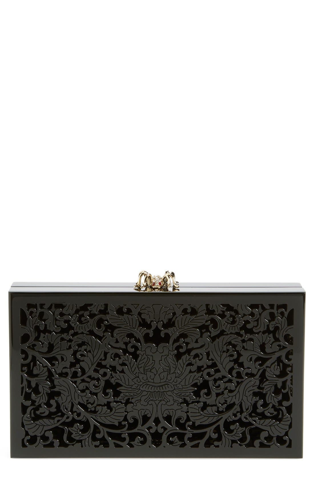 Alternate Image 1 Selected - Charlotte Olympia 'Pandora - Ornate' Clutch