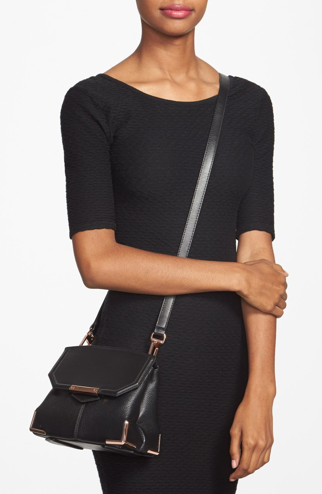 Alternate Image 2  - Alexander Wang 'Marion Prisma' Leather Crossbody Bag