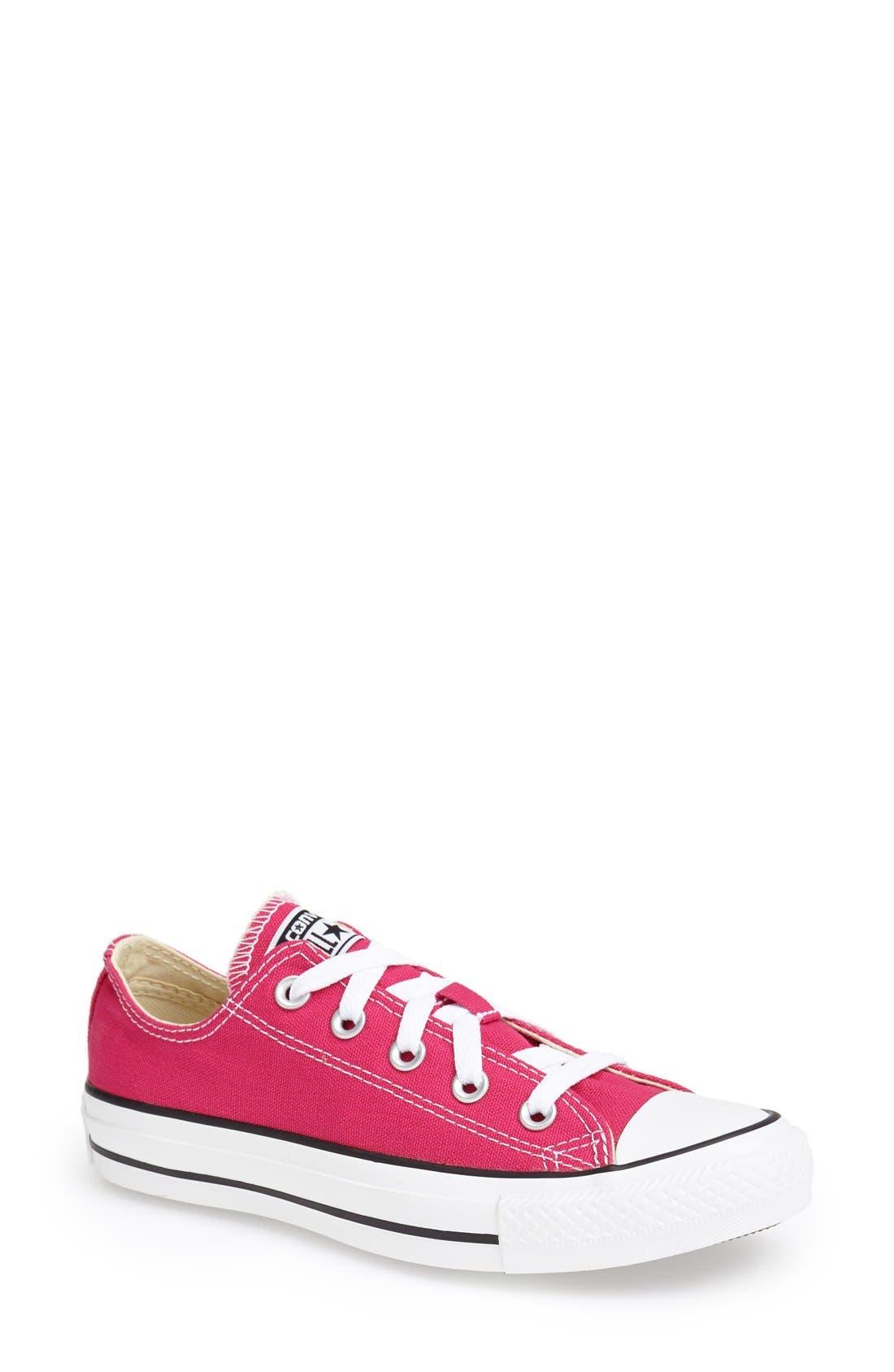Main Image - Converse Chuck Taylor® All Star® 'Ox' Sneaker (Women)