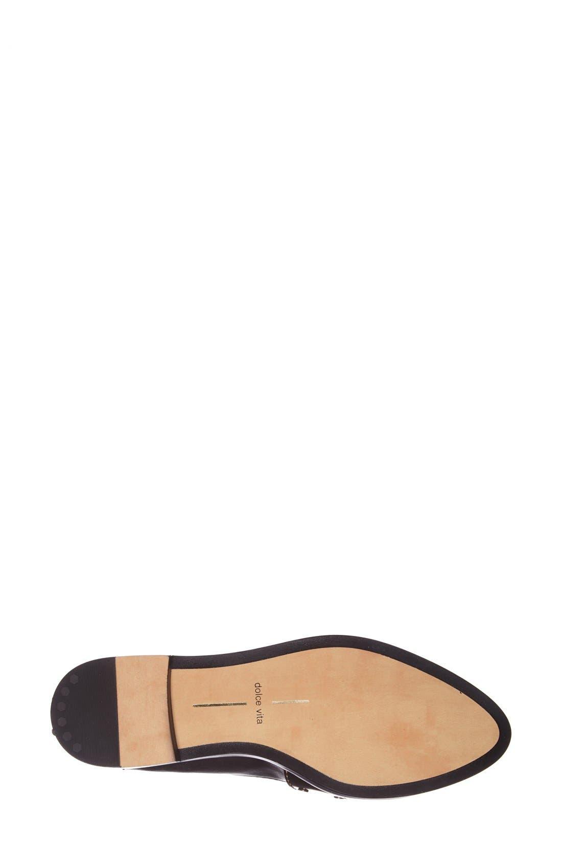 Alternate Image 4  - Dolce Vita 'Umbria' Loafer (Women)