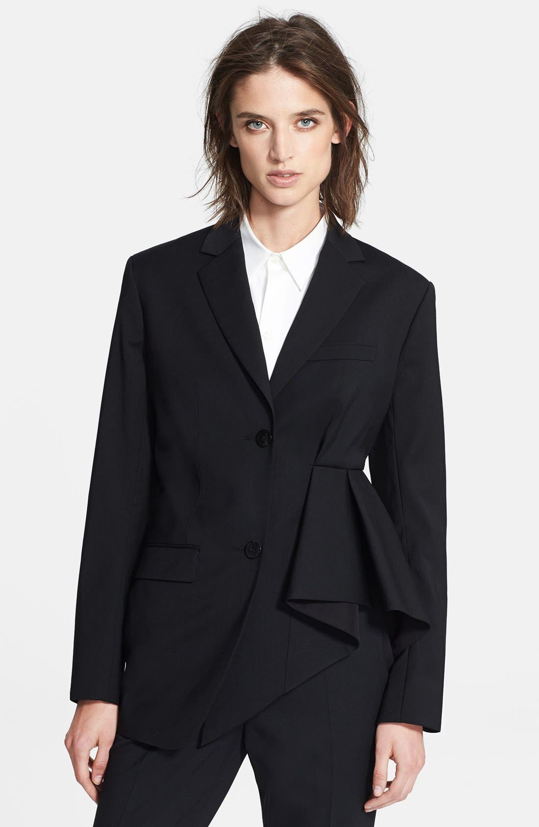 Alternate Image 1 Selected - Theory 'Jester' Wool Blend Jacket