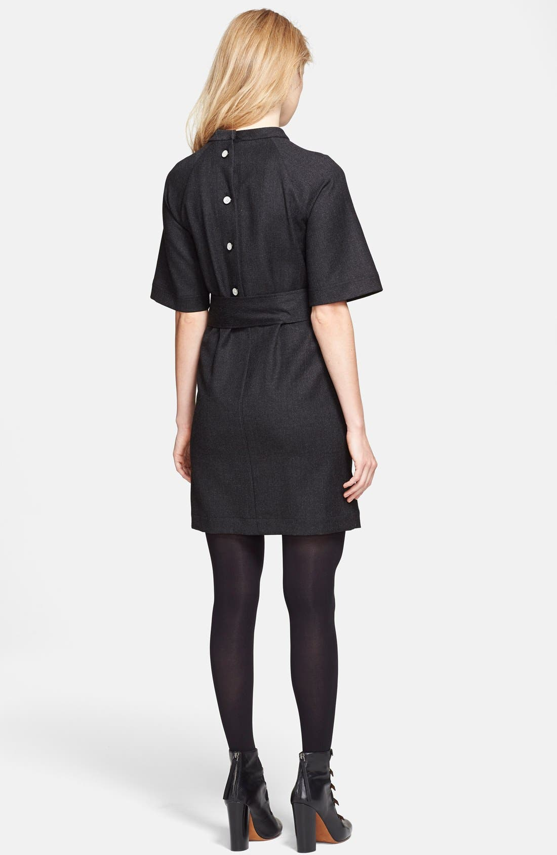 Alternate Image 2  - MARC BY MARC JACOBS 'Junko' Wool Tunic Dress