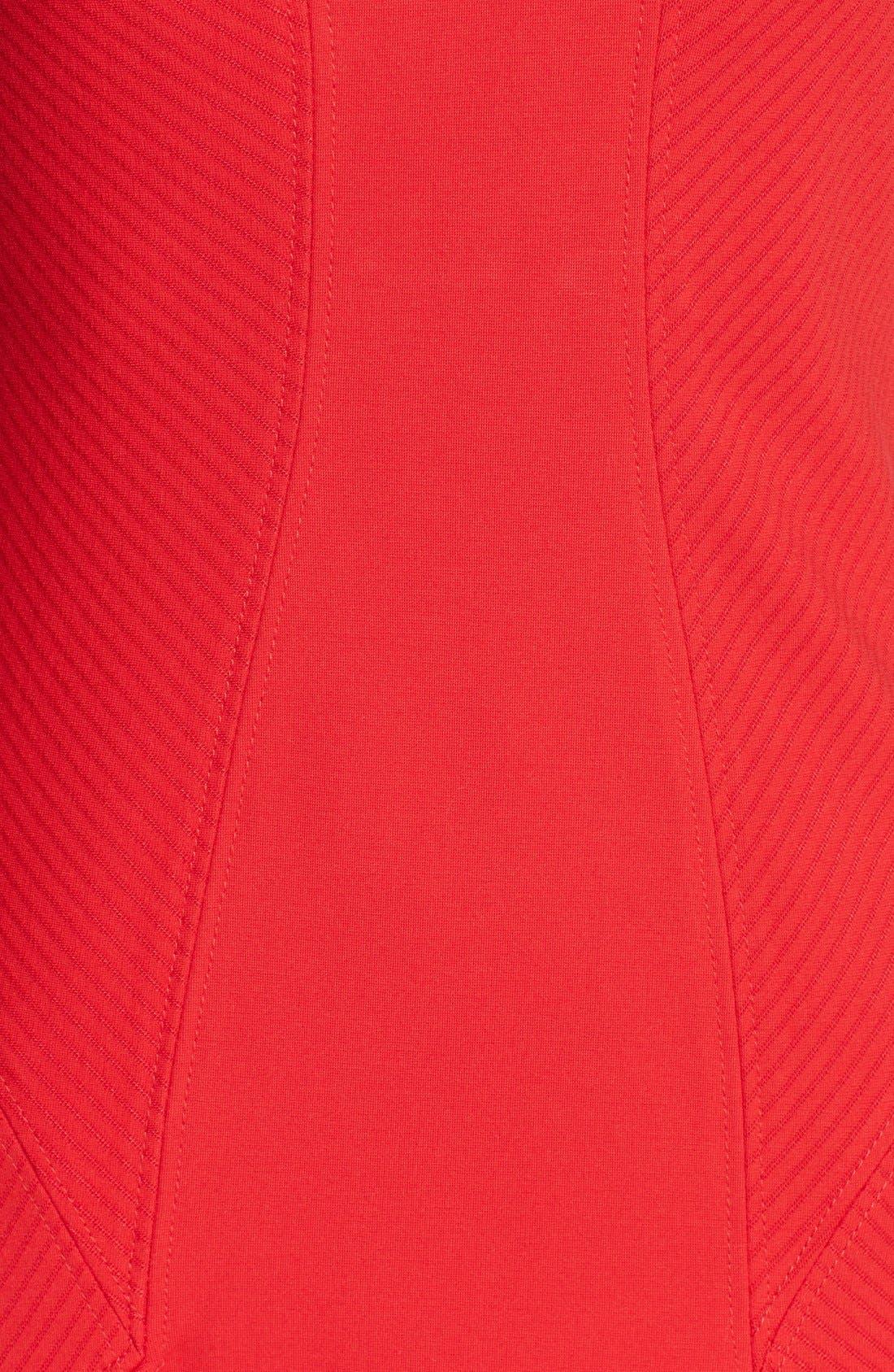 Alternate Image 3  - Diane von Furstenberg 'Carla' Knit Fit & Flare Dress