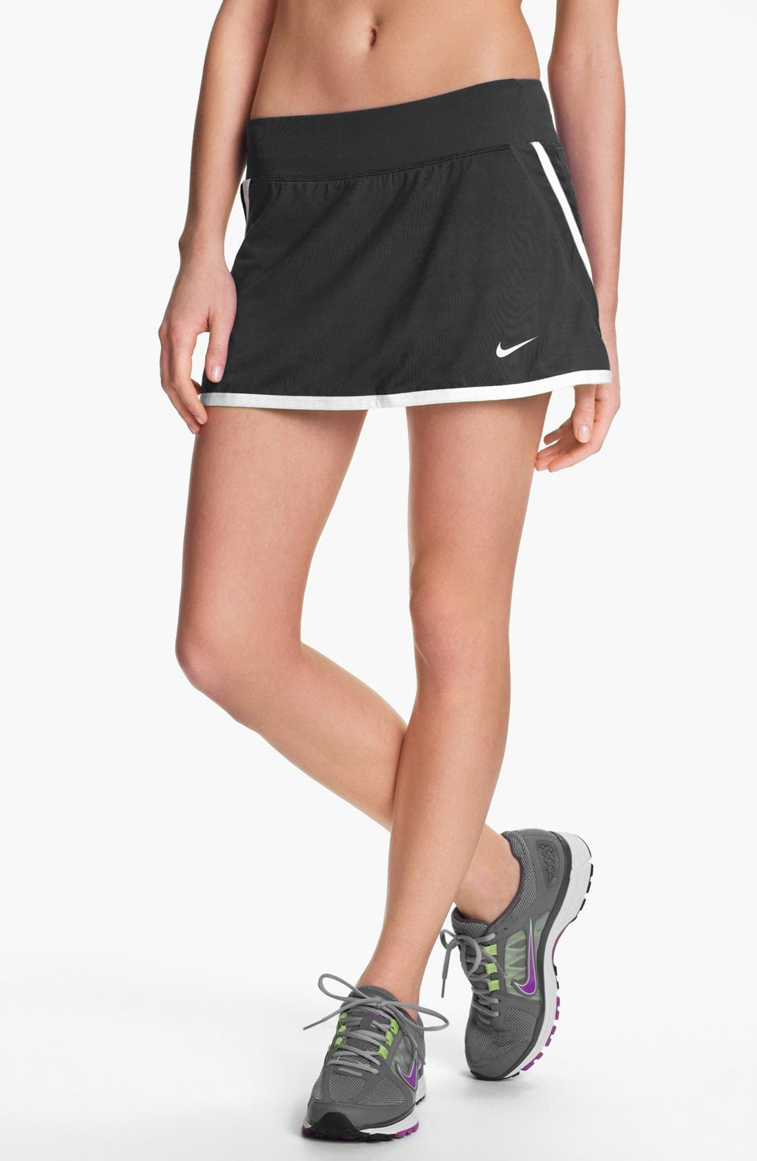 Alternate Image 1 Selected - Nike 'Power' Tennis Skirt