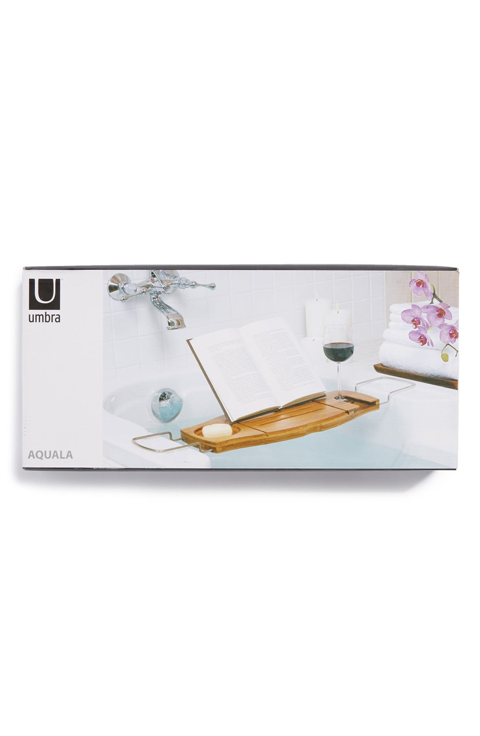 Umbra \'Aquala\' Bathtub Caddy | Nordstrom