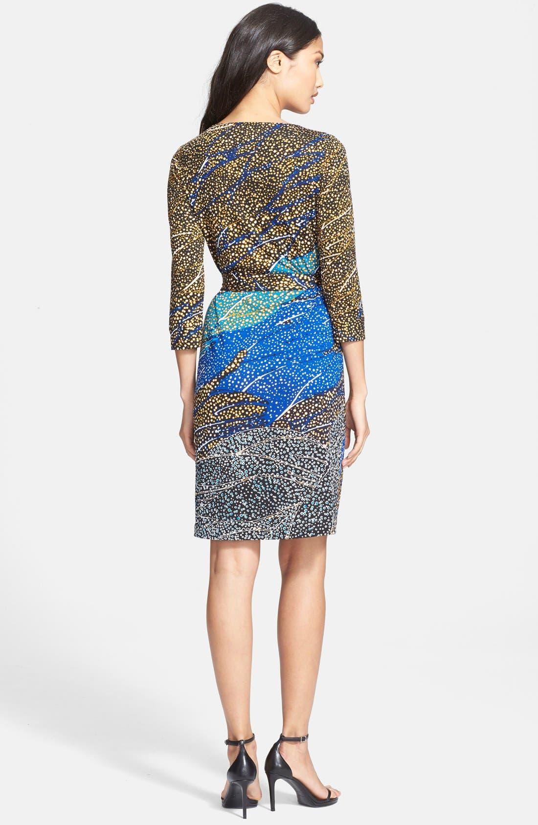 Alternate Image 2  - Diane von Furstenberg 'New Julian Two' Silk Jersey Wrap Dress
