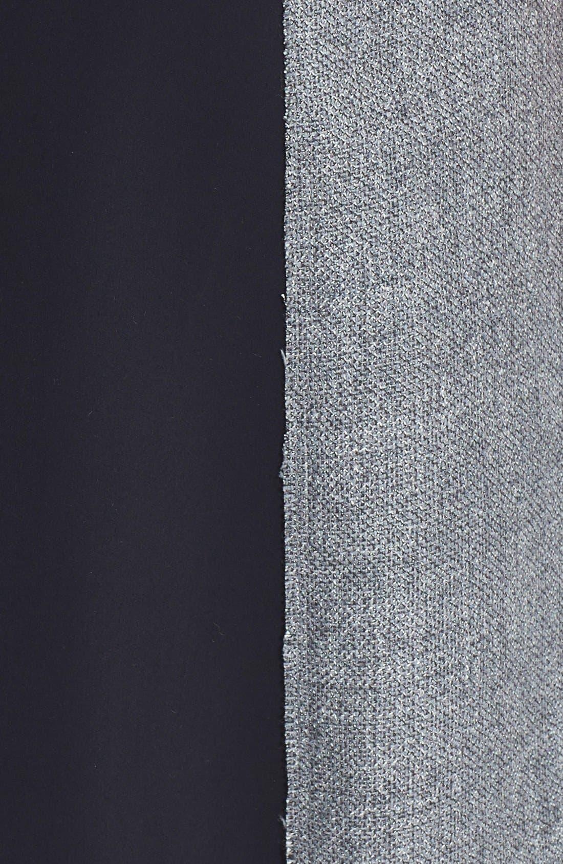 Alternate Image 3  - Elie Tahari 'Larissa' Colorblock Tweed Skirt