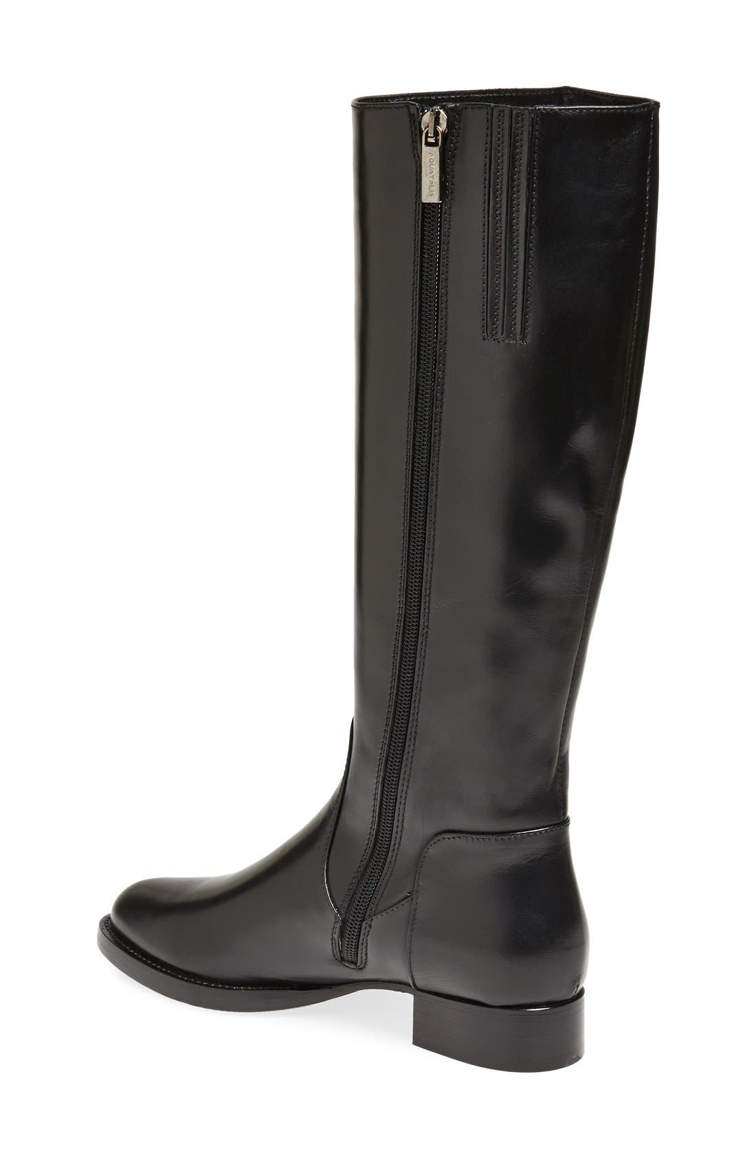 Alternate Image 2  - Aquatalia by Marvin K. 'Gabor' Weatherproof Leather Tall Boot (Women)