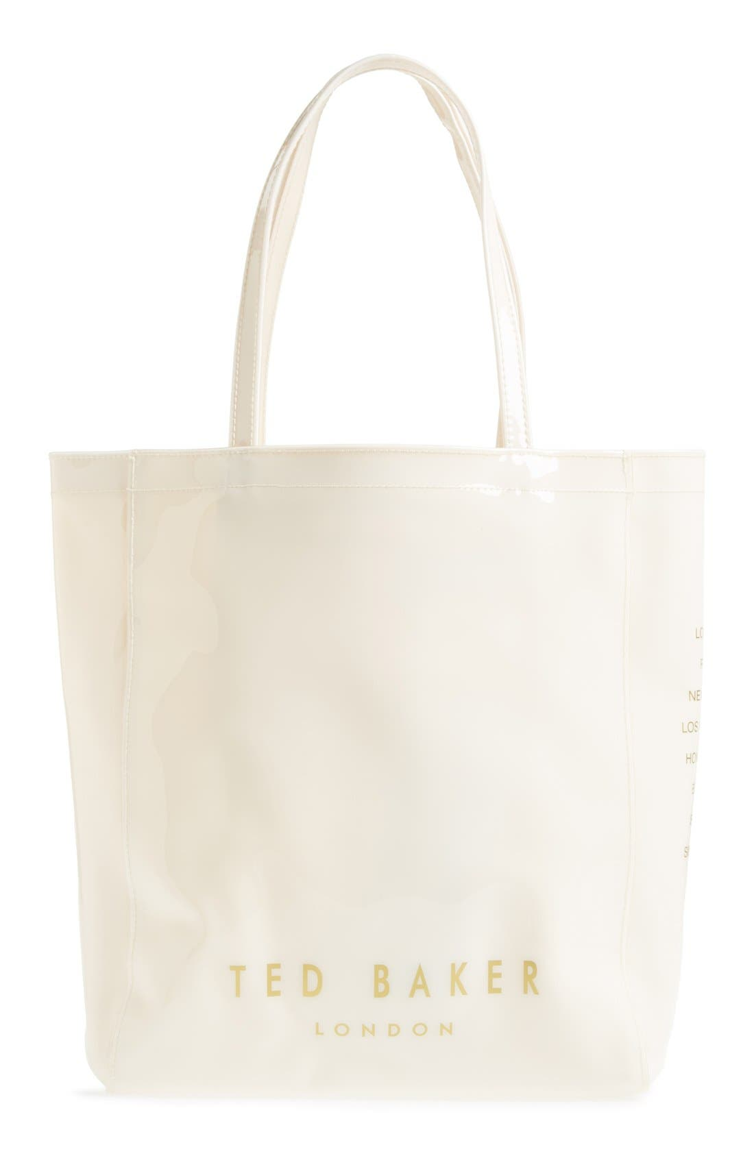 Alternate Image 4  - Ted Baker London 'Bow Icon' Tote