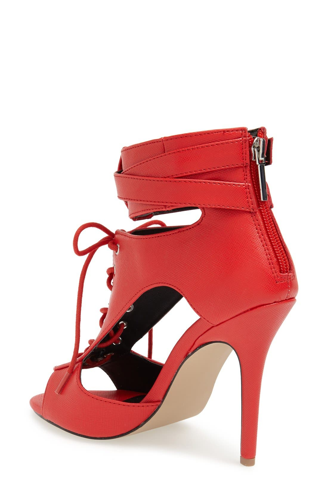 Alternate Image 2  - KENDALL + KYLIE Madden Girl 'Diice' Ankle Cuff Sandal (Women)