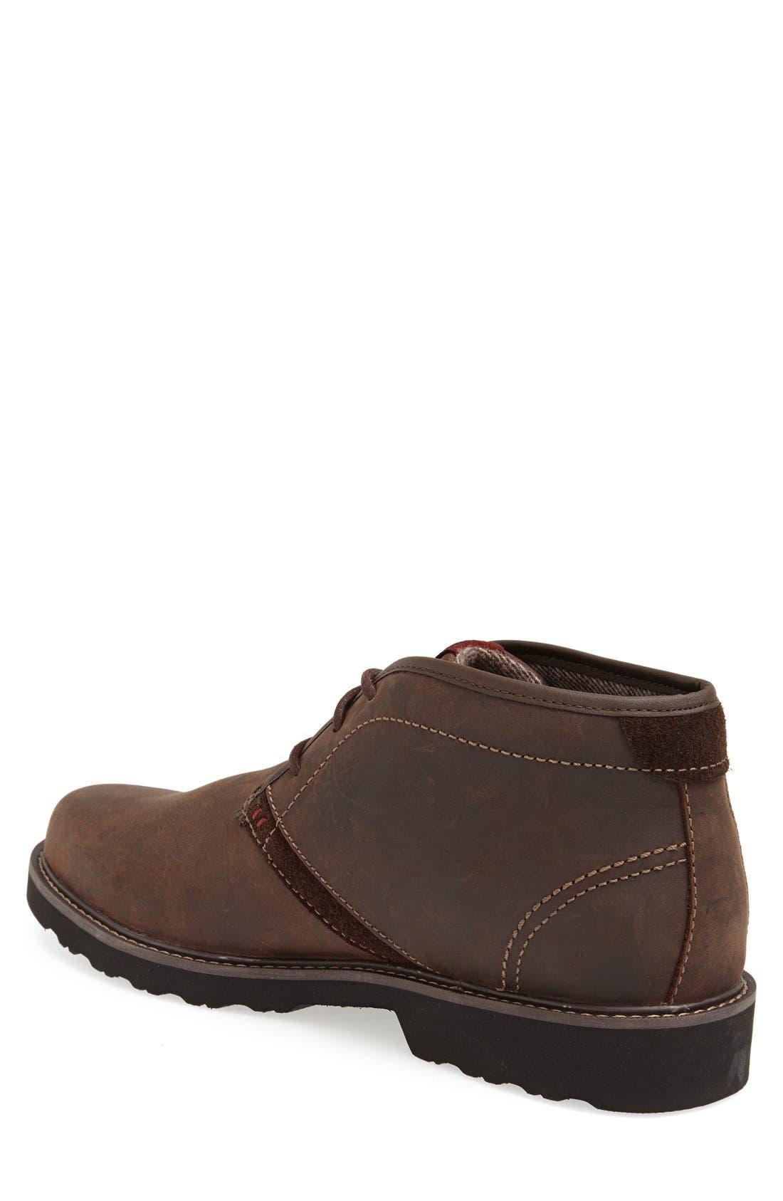 'REVdash' Chukka Boot,                             Alternate thumbnail 2, color,                             Brown