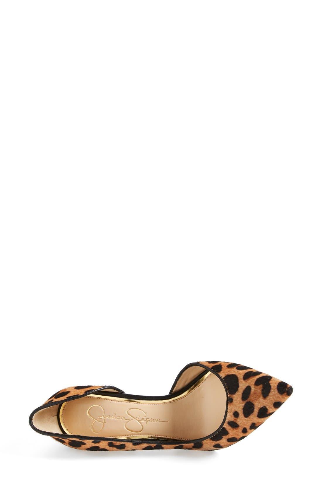 Alternate Image 5  - Jessica Simpson 'Claudette' Pump
