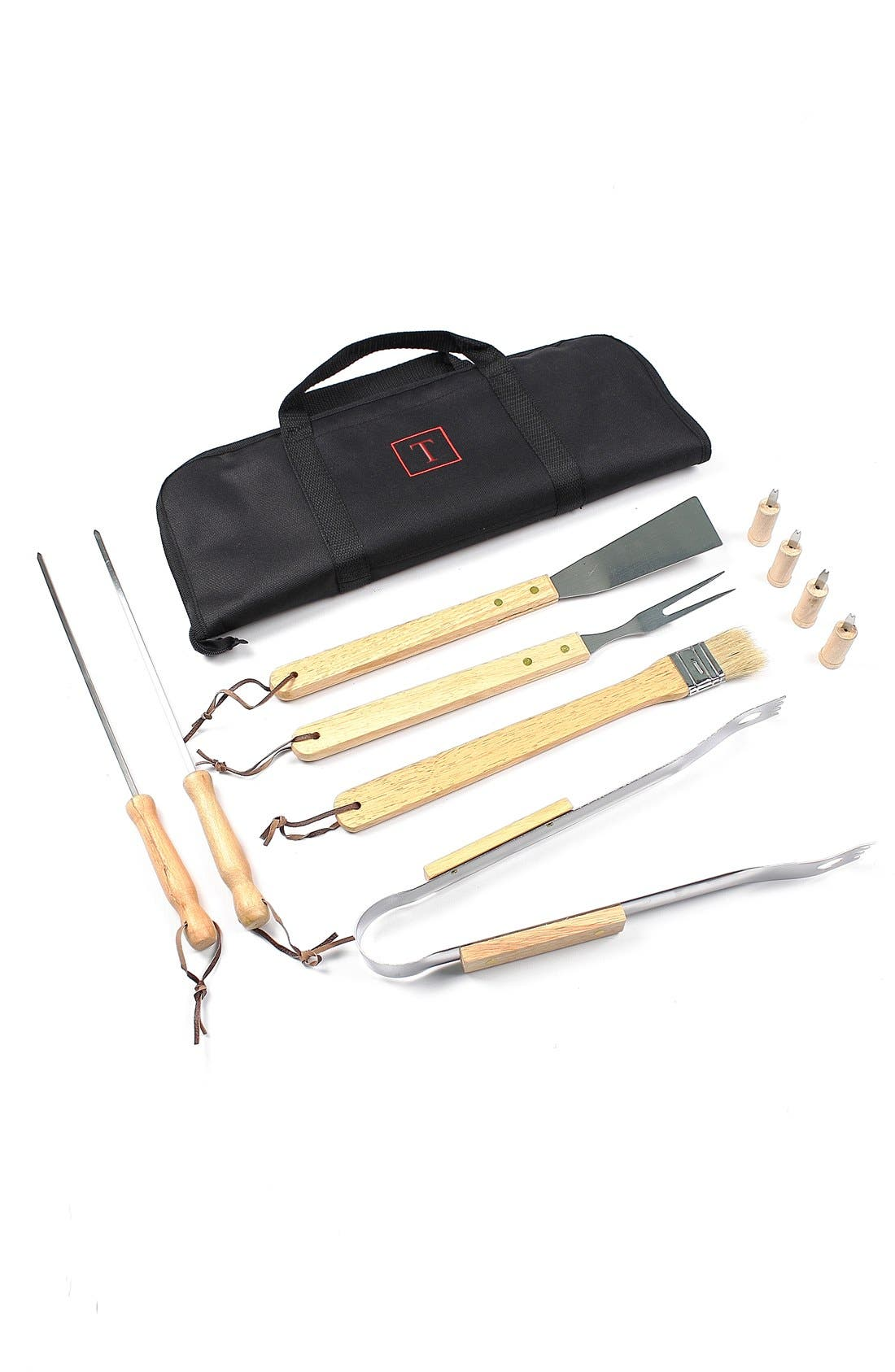 Monogram BBQ Grill Tools,                         Main,                         color, T