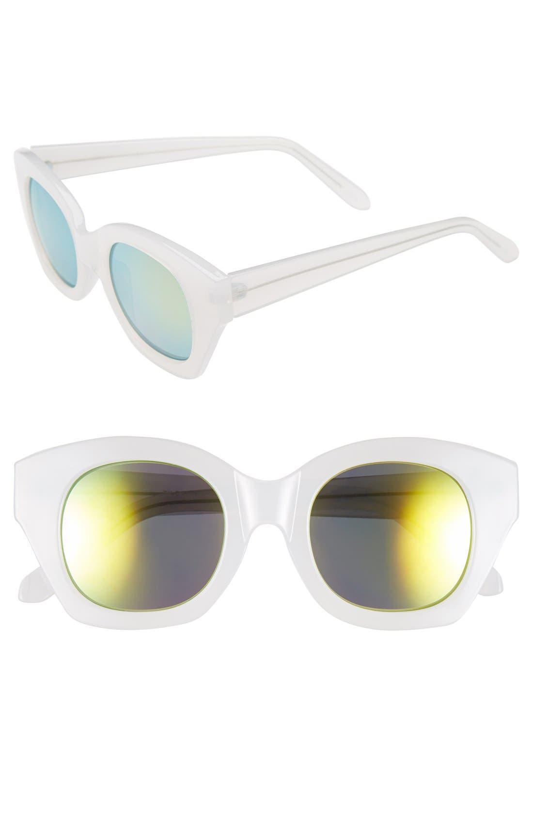 Alternate Image 1 Selected - Tildon 45mm Retro Sunglasses