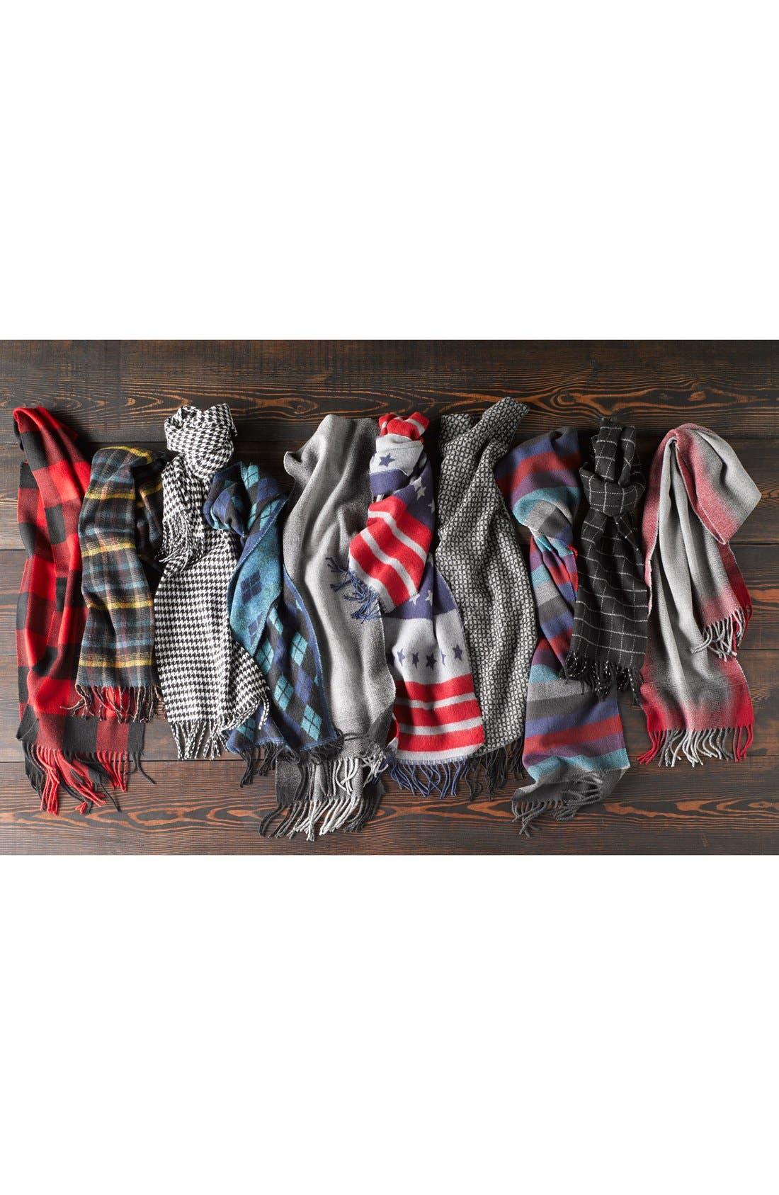 Alternate Image 2  - The Rail Gradient Knit Scarf