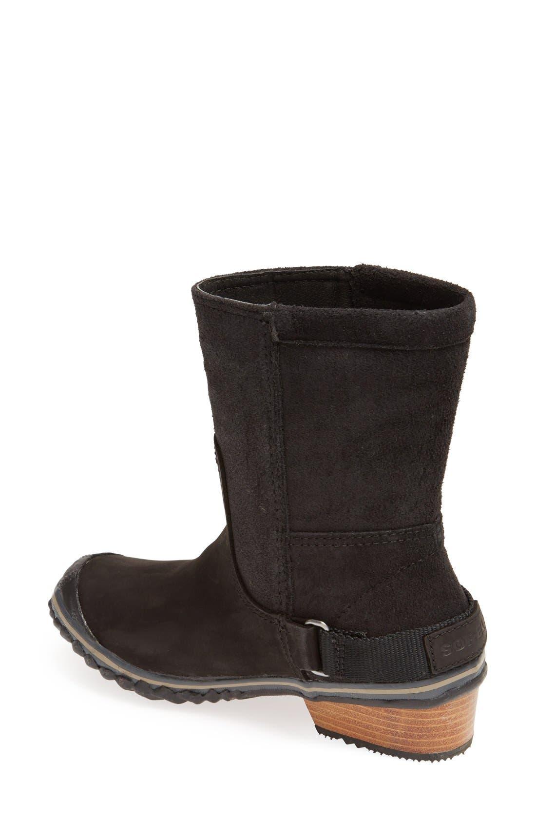 Alternate Image 2  - SOREL 'Slimshortie™' Waterproof Boot (Women)