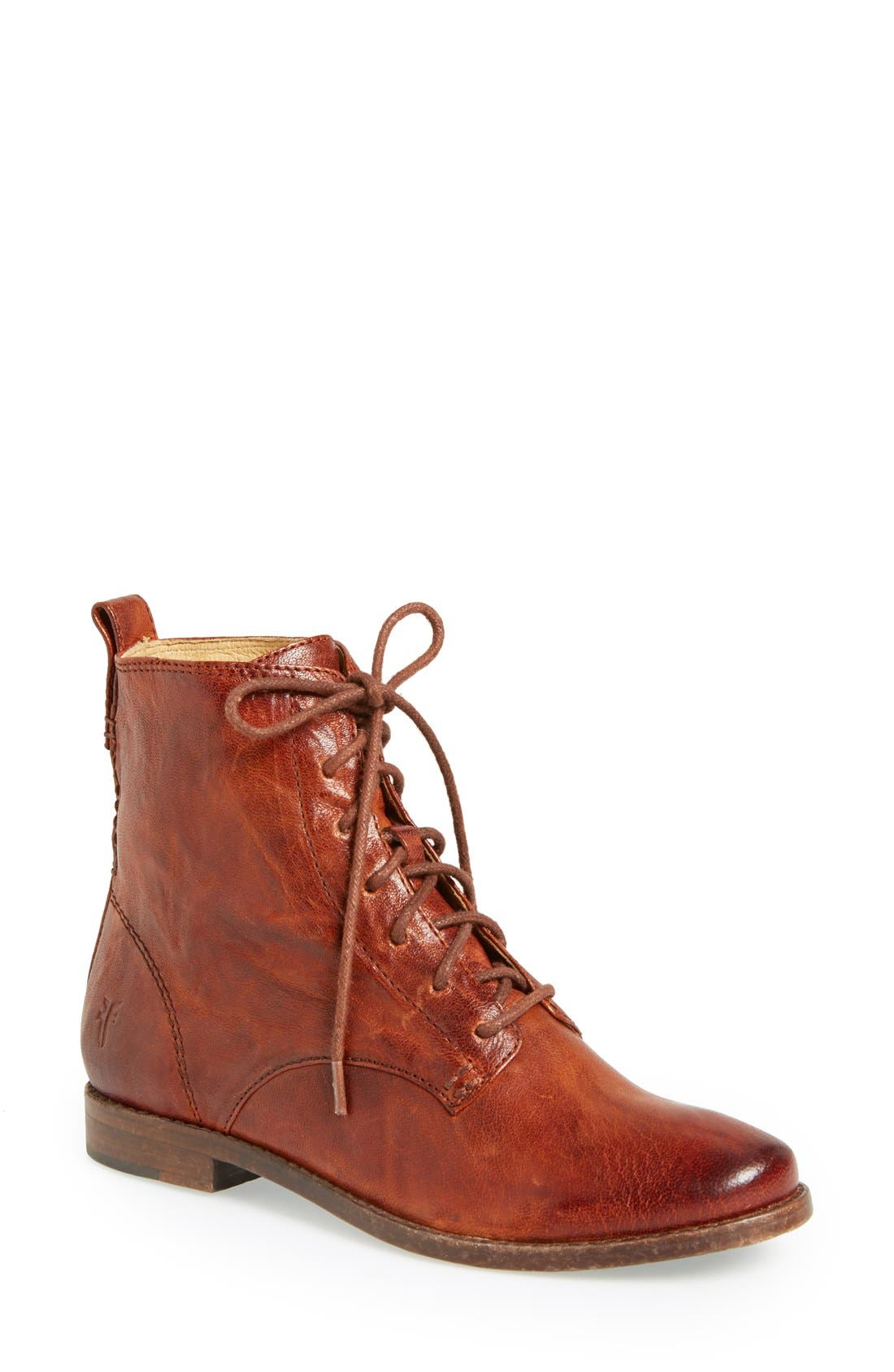Main Image - Frye 'Anna' Lace-Up Boot (Women)