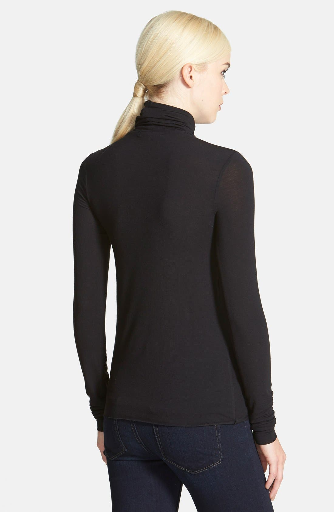Alternate Image 2  - Bailey 44 Solid Turtleneck