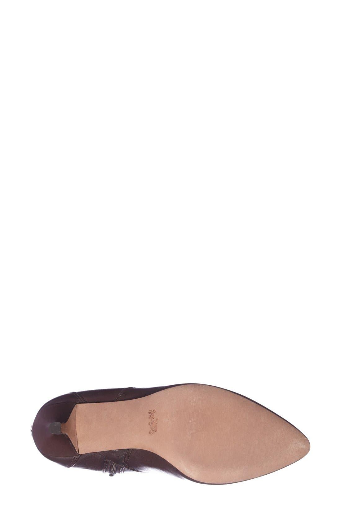 Alternate Image 4  - COACH 'Foxy' Knee High Boot (Women)
