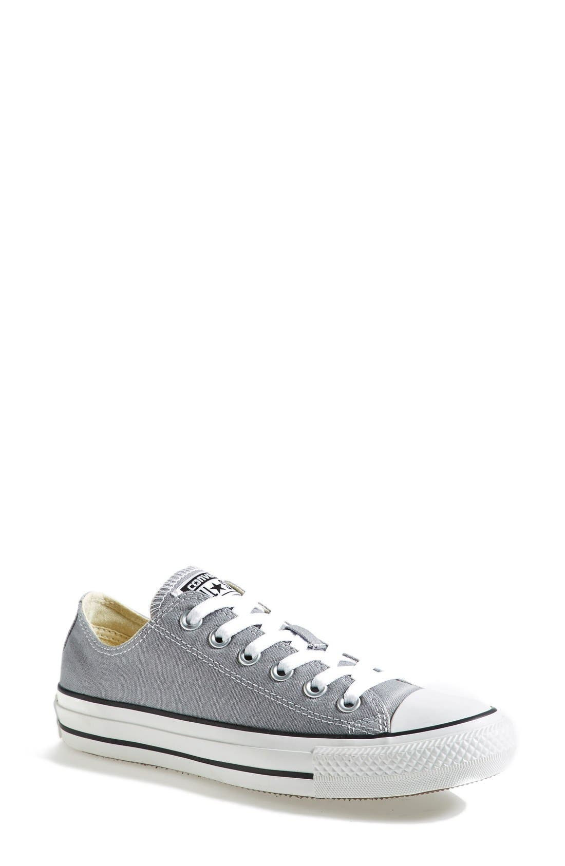 Chuck Taylor<sup>®</sup> All Star<sup>®</sup> Sneaker,                         Main,                         color, Dolphin