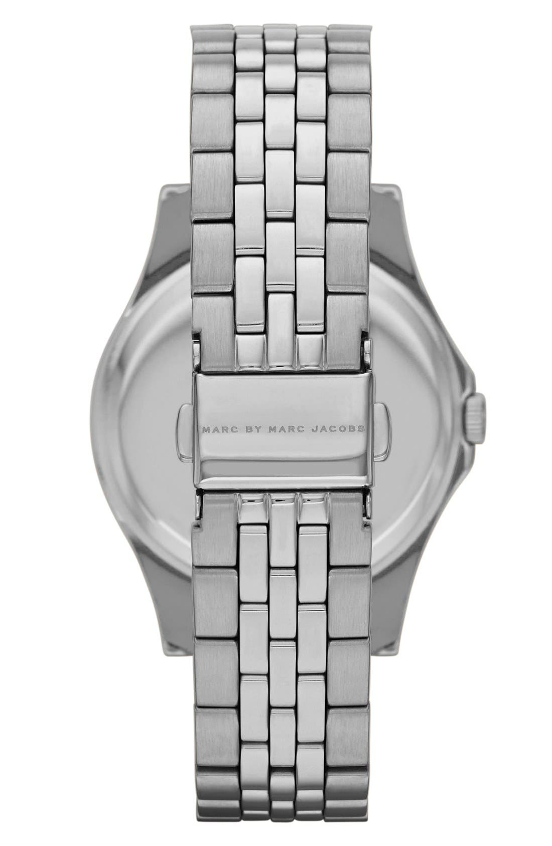 Alternate Image 2  - MARC JACOBS 'The Slim' Bracelet Watch, 36mm