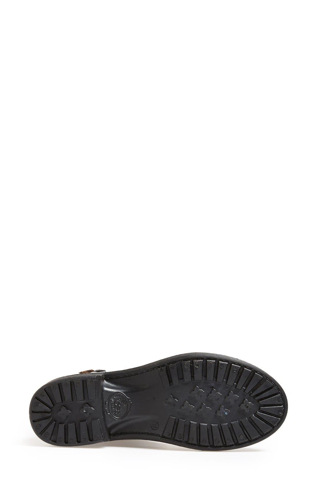 Alternate Image 4  - Posh Wellies 'Peacon' Quilted Tall Rain Boot (Women)
