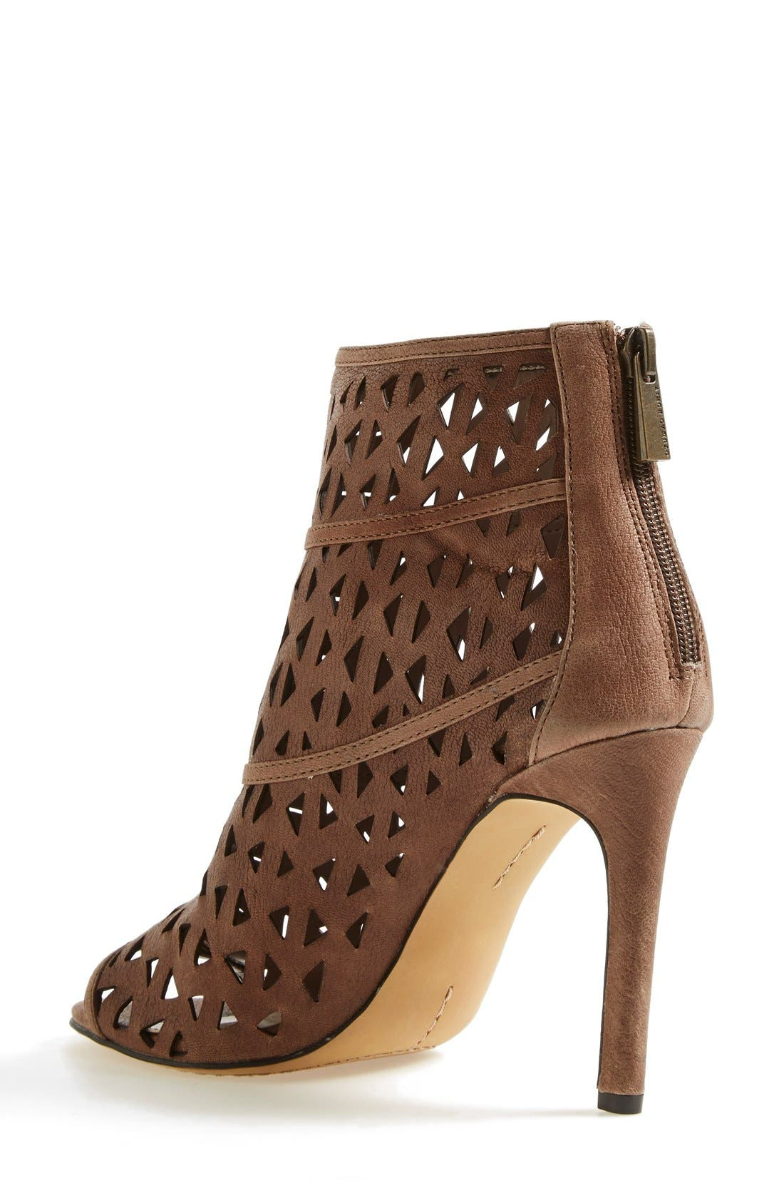 Alternate Image 2  - Vince Camuto 'Kachina' Open Toe Bootie (Women) (Nordstrom Exclusive)