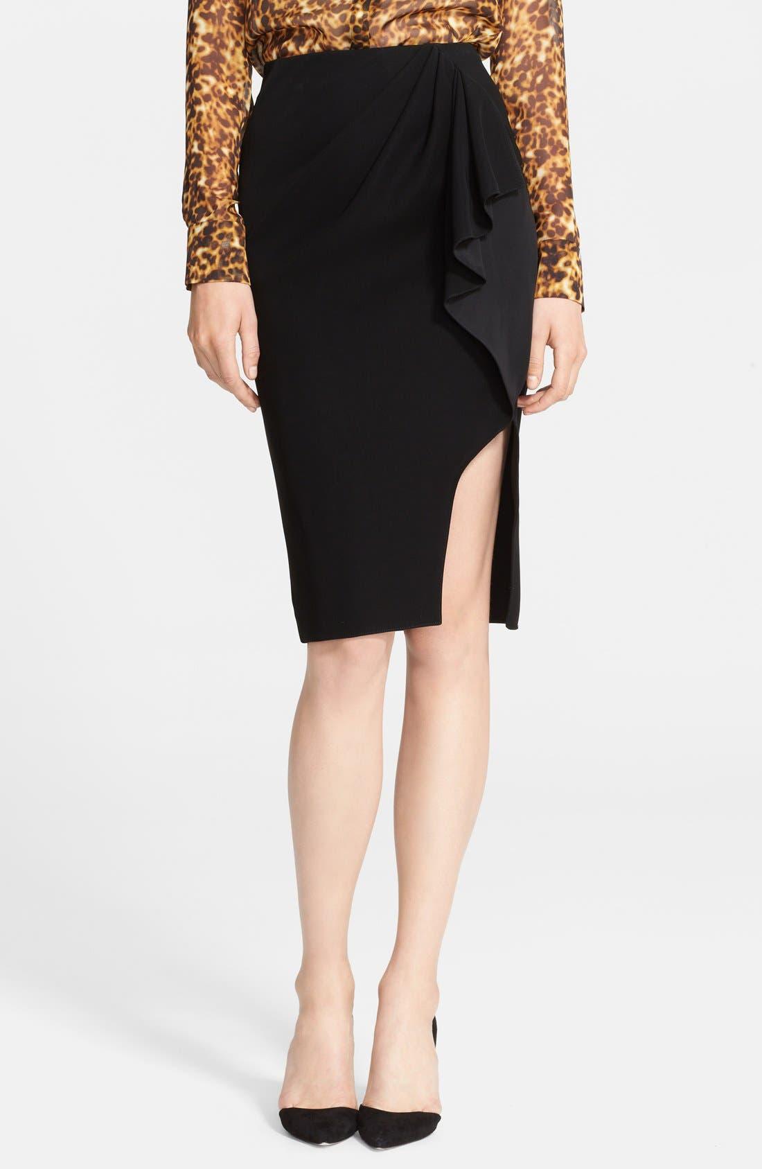 Main Image - Altuzarra Ruffle Detail Wrap Skirt