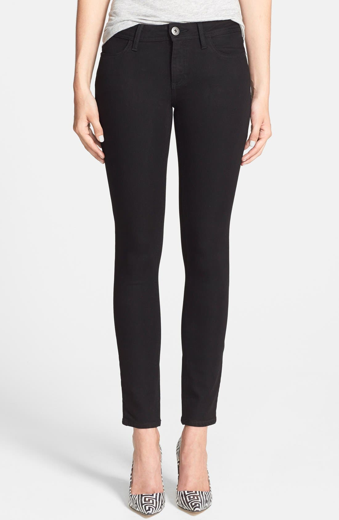 'Florence' Instasculpt Skinny Jeans,                             Main thumbnail 1, color,                             Riker