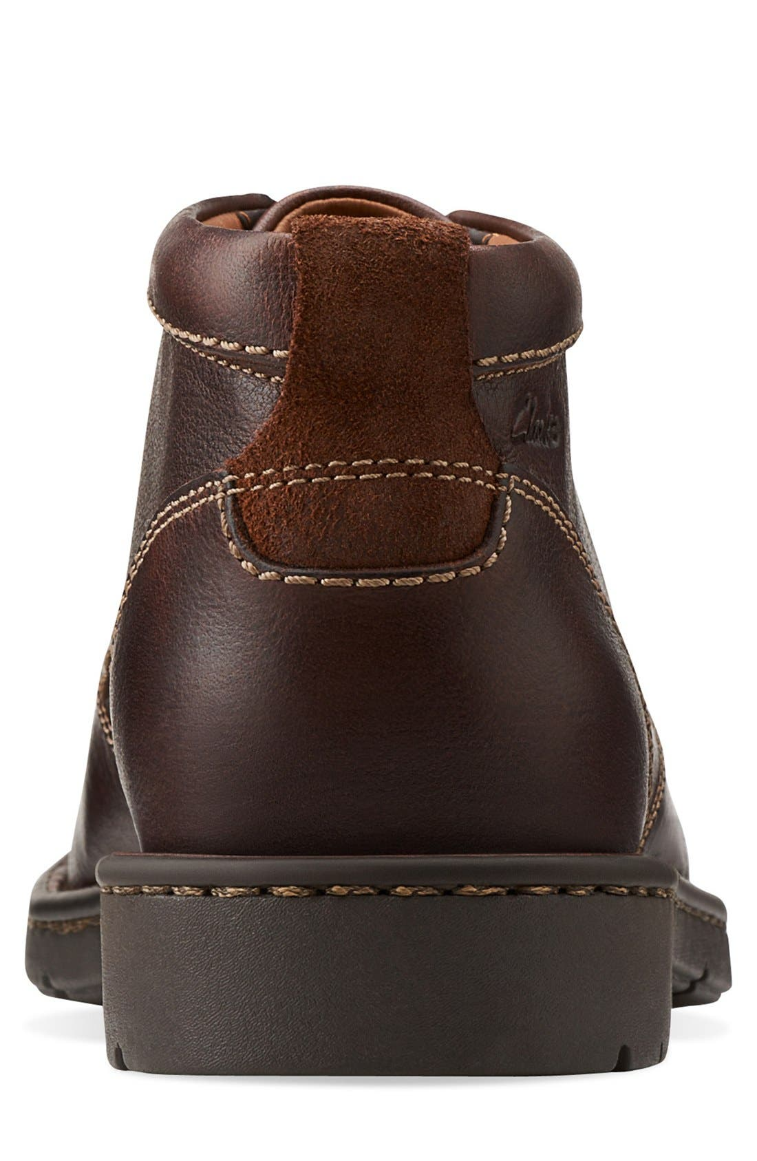 Alternate Image 6  - Clarks® 'Stratton - Limit' Plain Toe Boot (Men)
