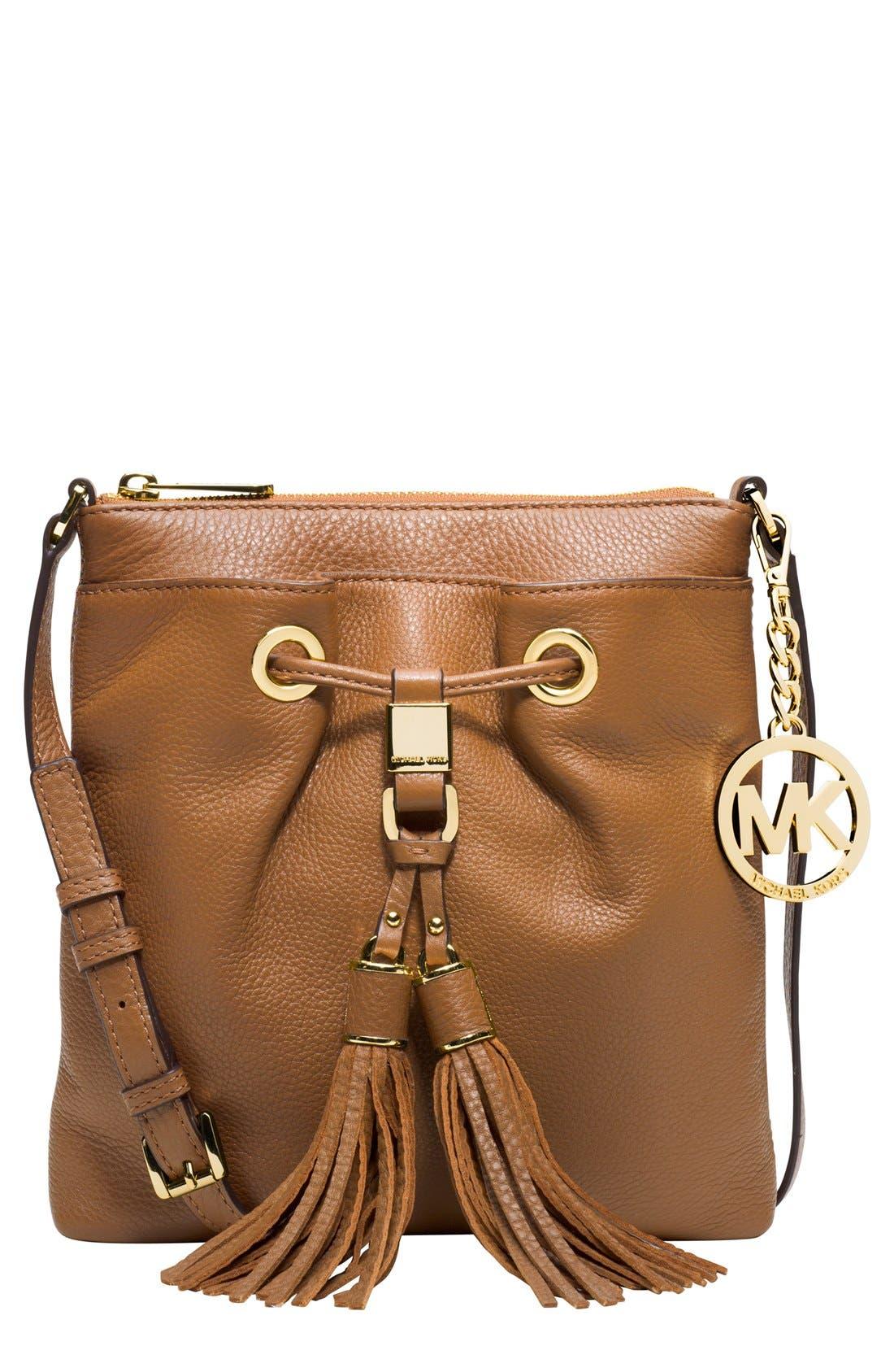 Alternate Image 1 Selected - MICHAEL Michael Kors 'Camden Drews' Crossbody Bag