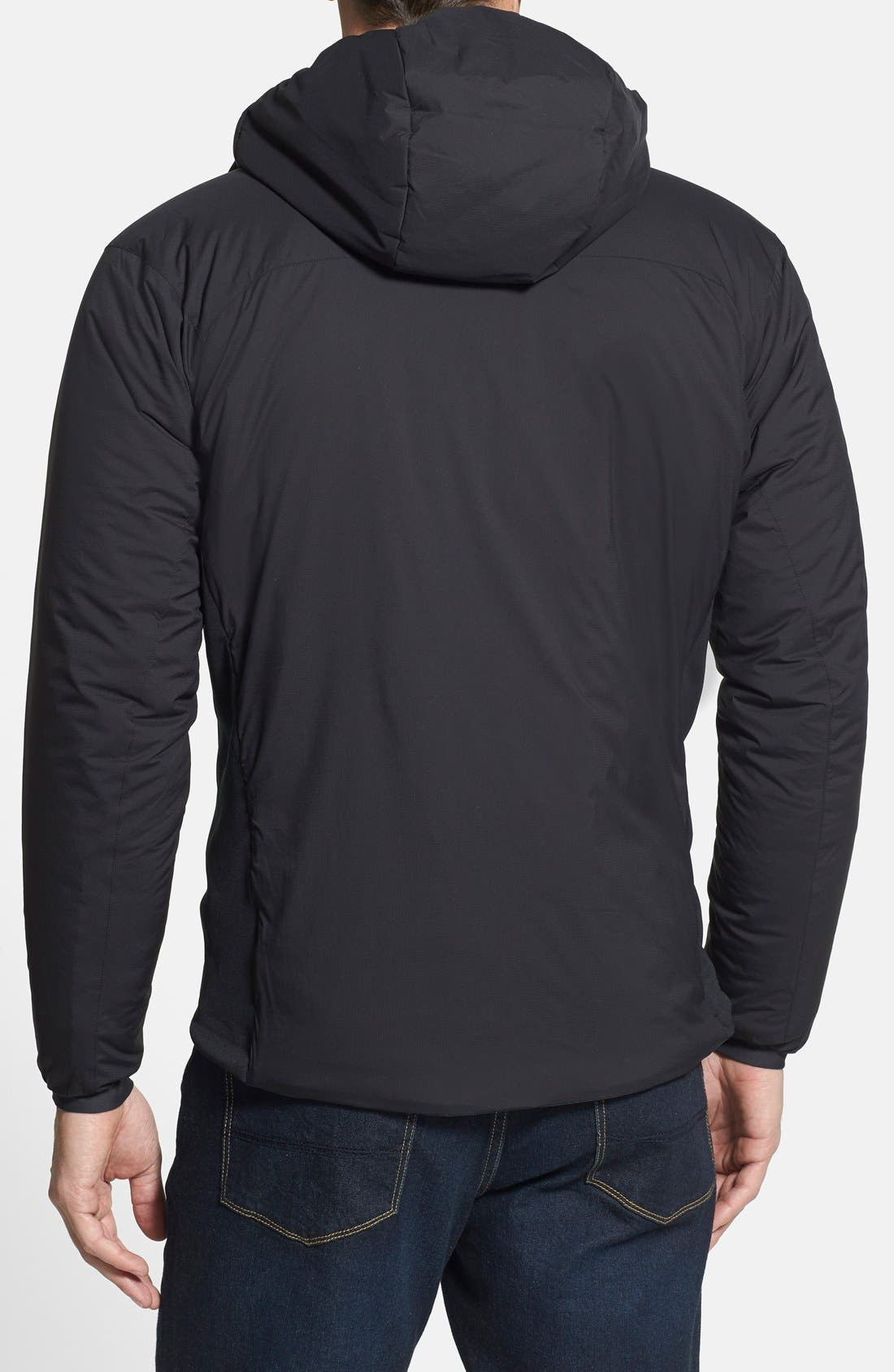 Alternate Image 2  - Arc'teryx 'Atom LT' Trim Fit Wind & Water Resistant Coreloft™ Hooded Jacket