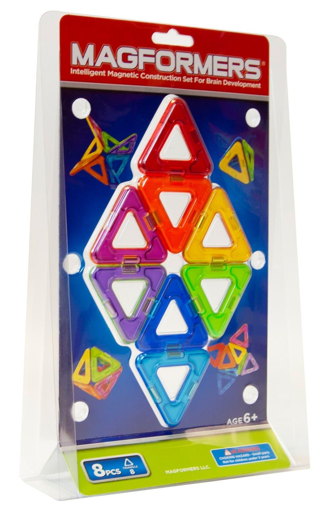 'Triangles' Construction Set,                         Main,                         color, Multi
