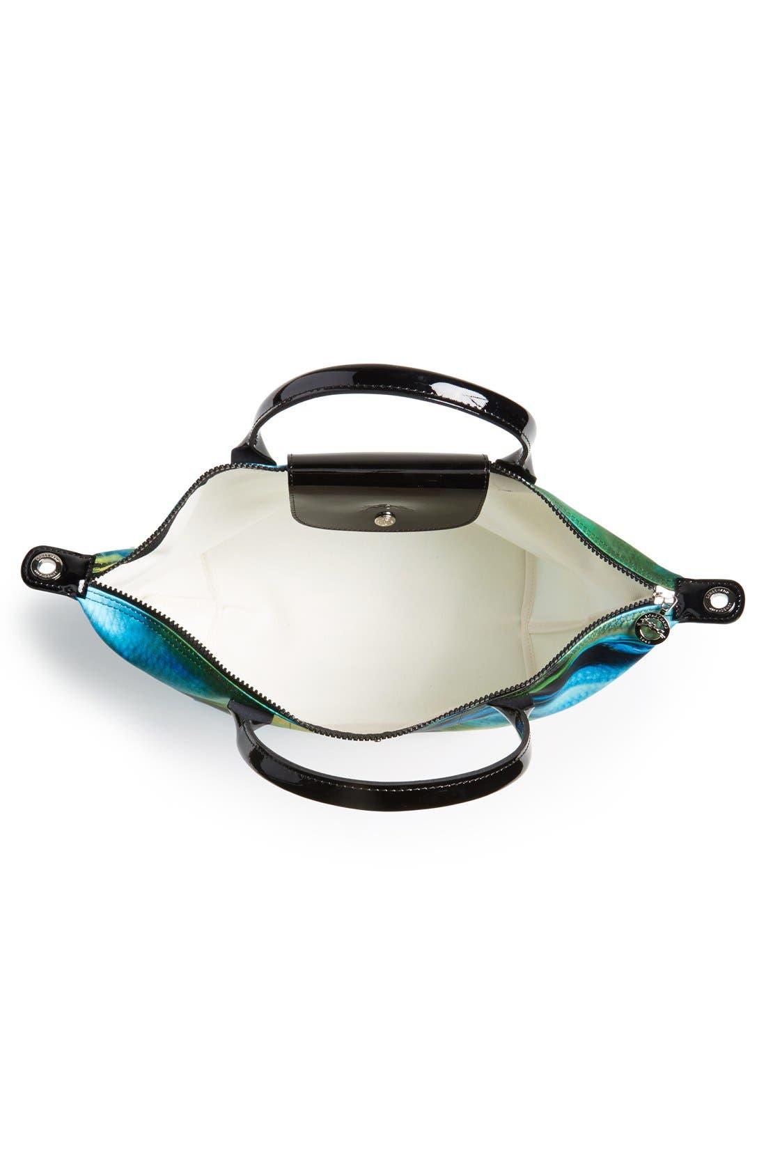 Alternate Image 3  - Longchamp 'Le Pliage - Neo Fantaisie' Top Handle Bag