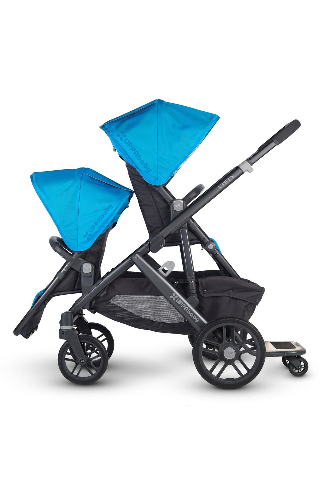 Alternate Image 3  - UPPAbaby VISTA Stroller PiggyBack Ride-Along Board