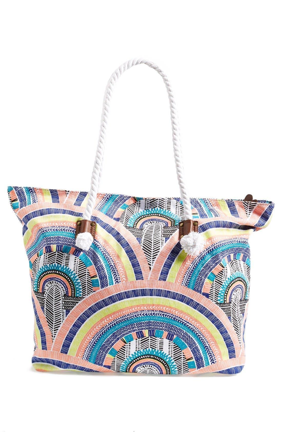 Alternate Image 4  - Rip Curl 'Modern Myth' Beach Bag