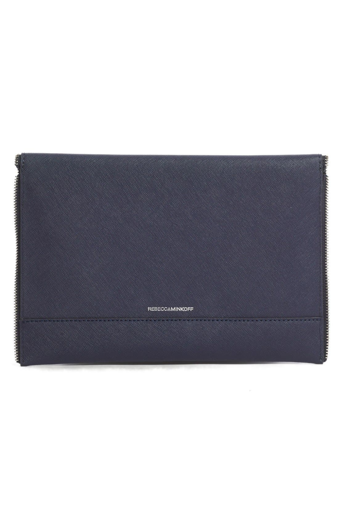 Alternate Image 6  - Rebecca Minkoff 'Leo' Envelope Clutch