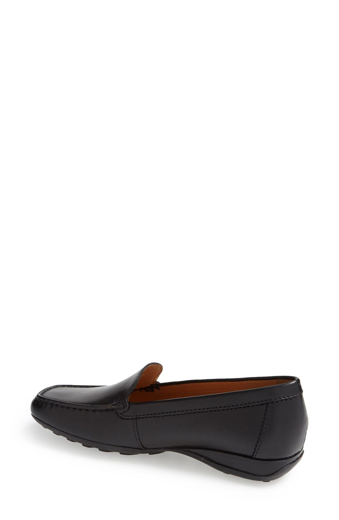Alternate Image 2  - Geox 'Euro 18' Loafer (Women)