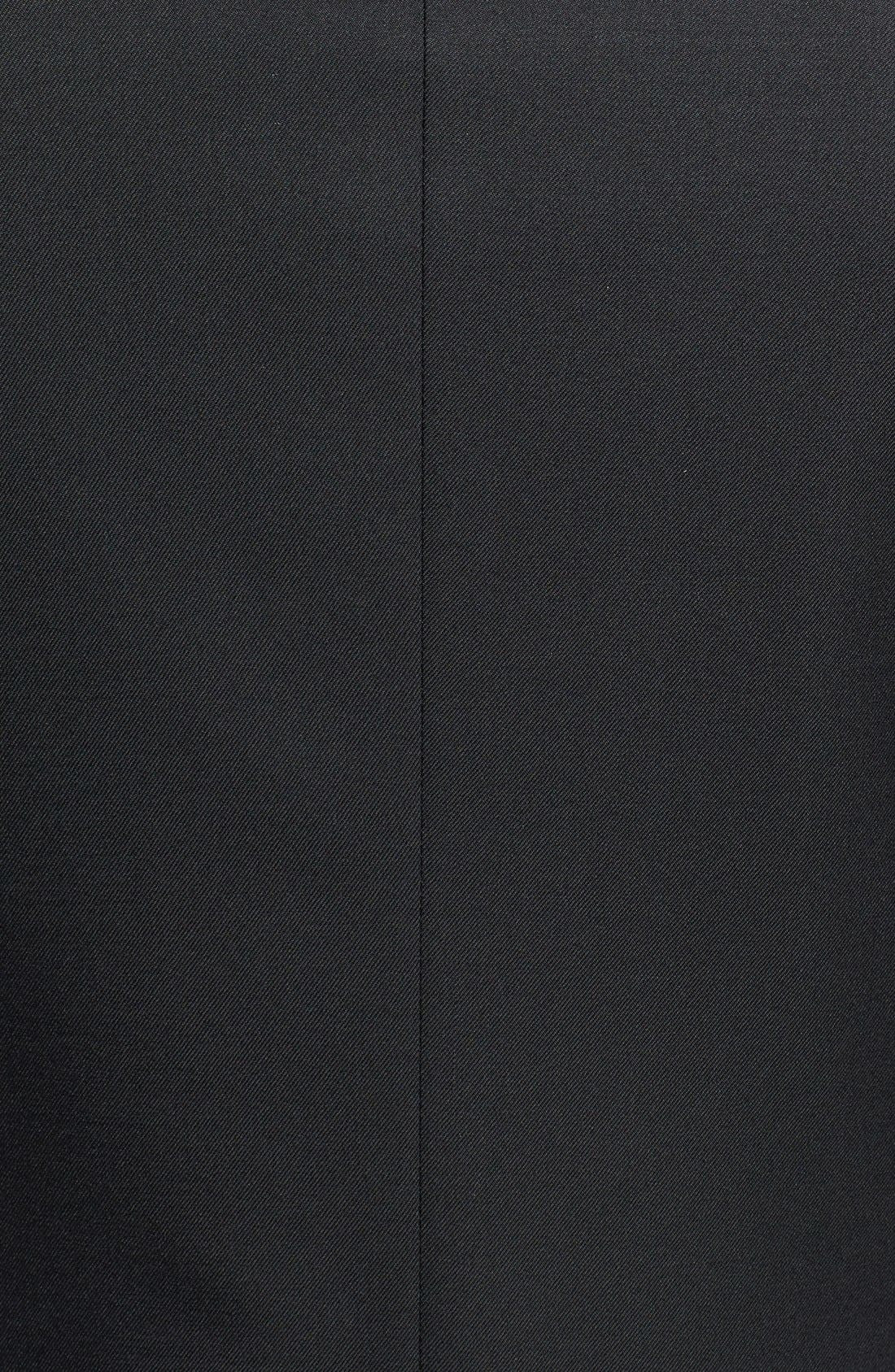 Alternate Image 3  - Corneliani Trim Fit Wool Blazer